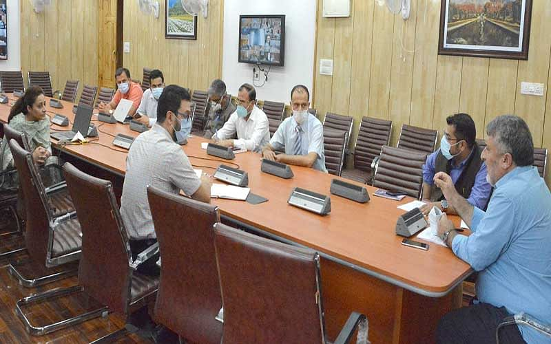 Samoon holds meet on Covid training programme