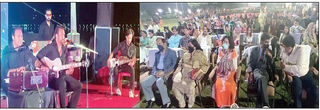 Tourism department organises Musical Evening in Srinagar