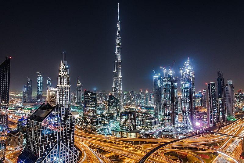 Vibrant Dubai