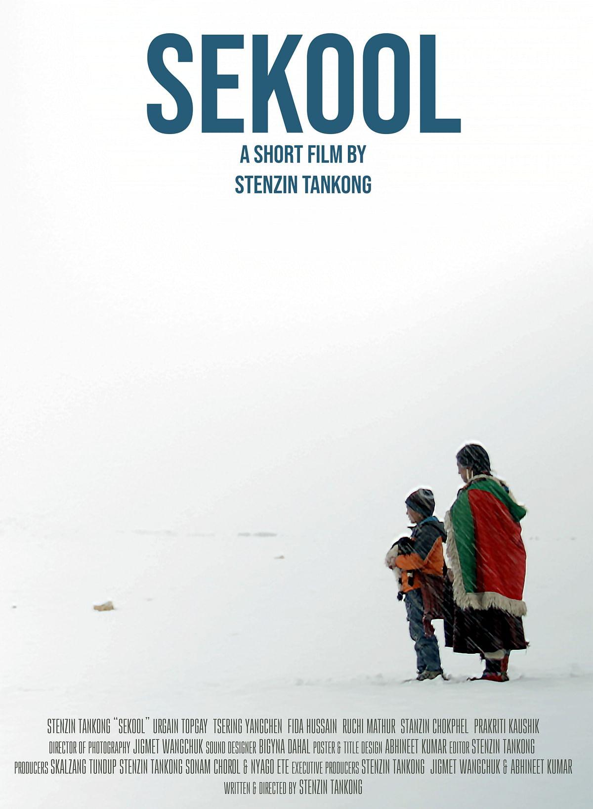 Ladakhi short film 'Sekool' premiers at Himalayan Film Festival