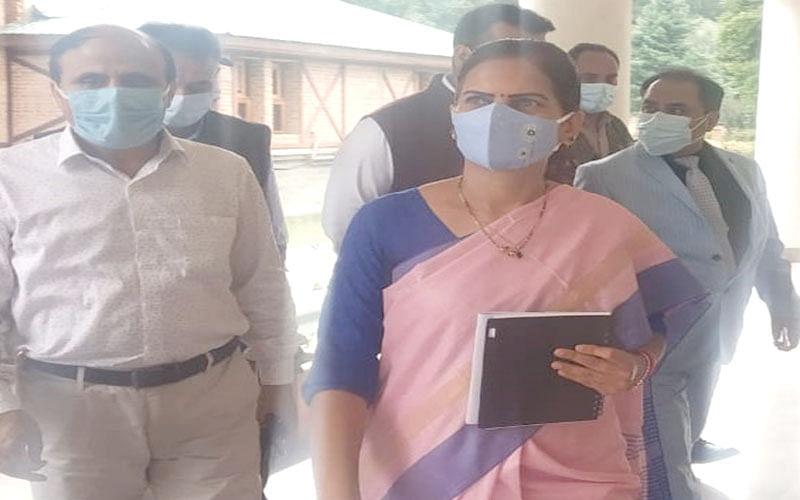 Union MoS Health & Family Welfare lays foundation stone for 50 bedded hospital at Pahalgam