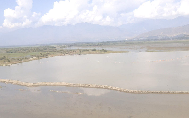 Infrastructure being 'uplifted'; social media, communities engaged for promotion of Wular Lake Tourism