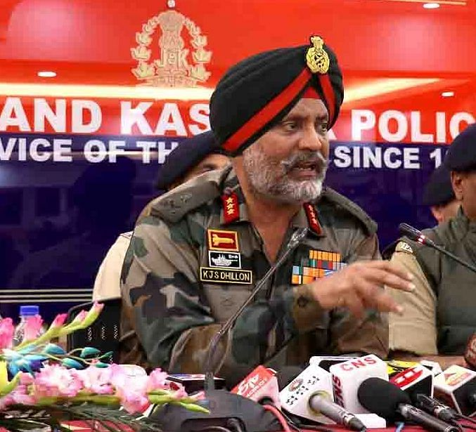 It's time sections in Kashmir overcome selective dementia, condemn civilian killings: Army officer