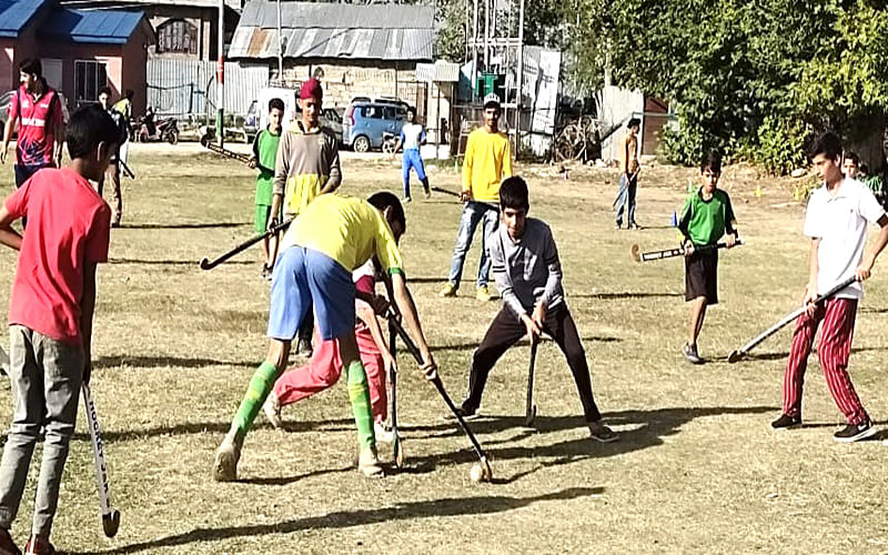 Sports Council's coaching camp concludes in Shopian