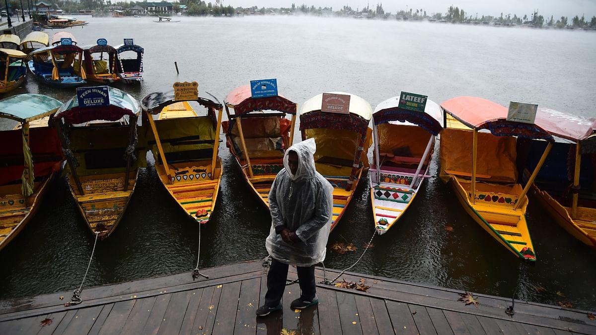 Kashmir reels under biting cold after snowfall, record rain