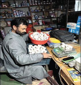 Mushroom cultivation sprouts income of Shopian duo