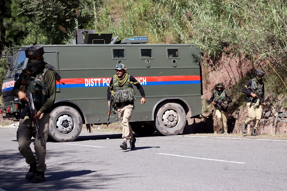 Poonch highway remains closed