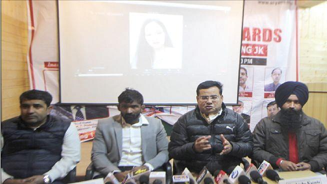 Aryans Innovative Idea Awards| Olympian Wrestler Dutt, AICTE Vice Chairman address Kashmiri Youth