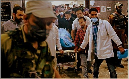 KP bodies say some families returned to Jammu
