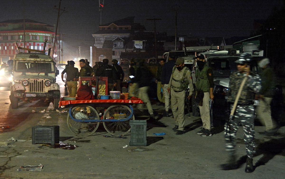 Non-local man shot dead in Srinagar's Eidgah