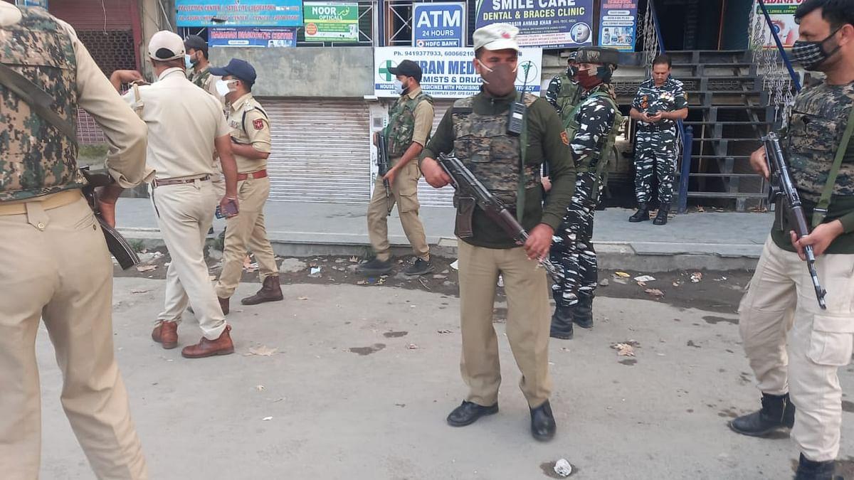 Man shot dead in Srinagar's Karan Nagar