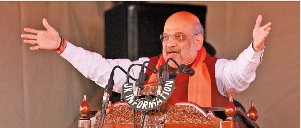 None will be allowed to disrupt  peace, development in J&K: Amit Shah