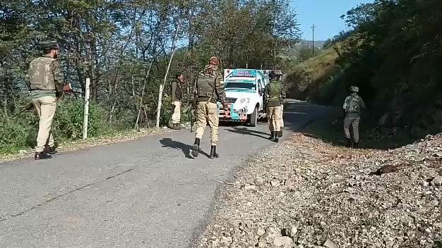 Area domination patrols, search drills revisit Rajouri, Poonch