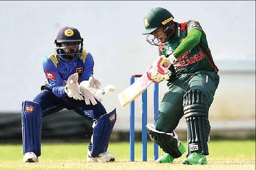 T20 World Cup   Sri Lanka beat Bangladesh by 5 wickets