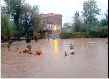 Poor drainage, encroachments lead to water-logging in Anantnag town
