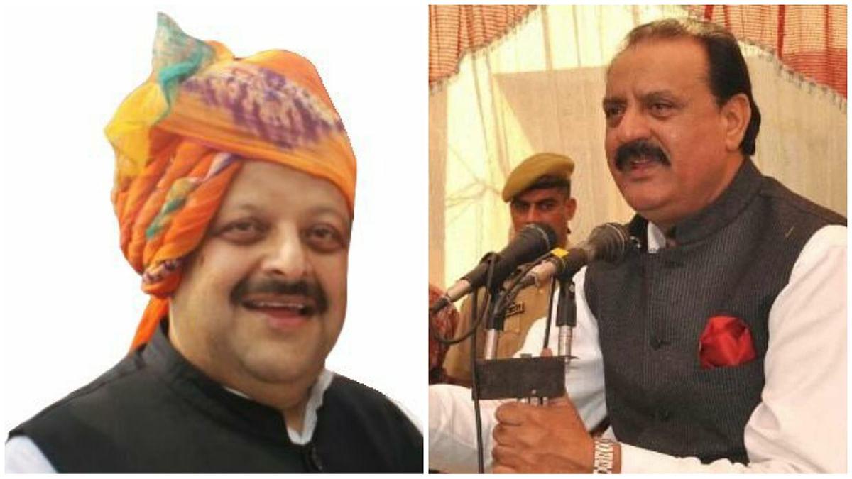 Devender Rana, Surjeet Slathia quit NC