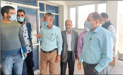 Registrar Cooperative Societies visits Kulgam