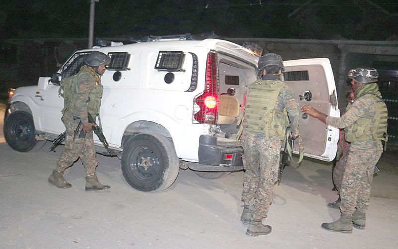 2 militants killed in Pulwama, Srinagar encounters