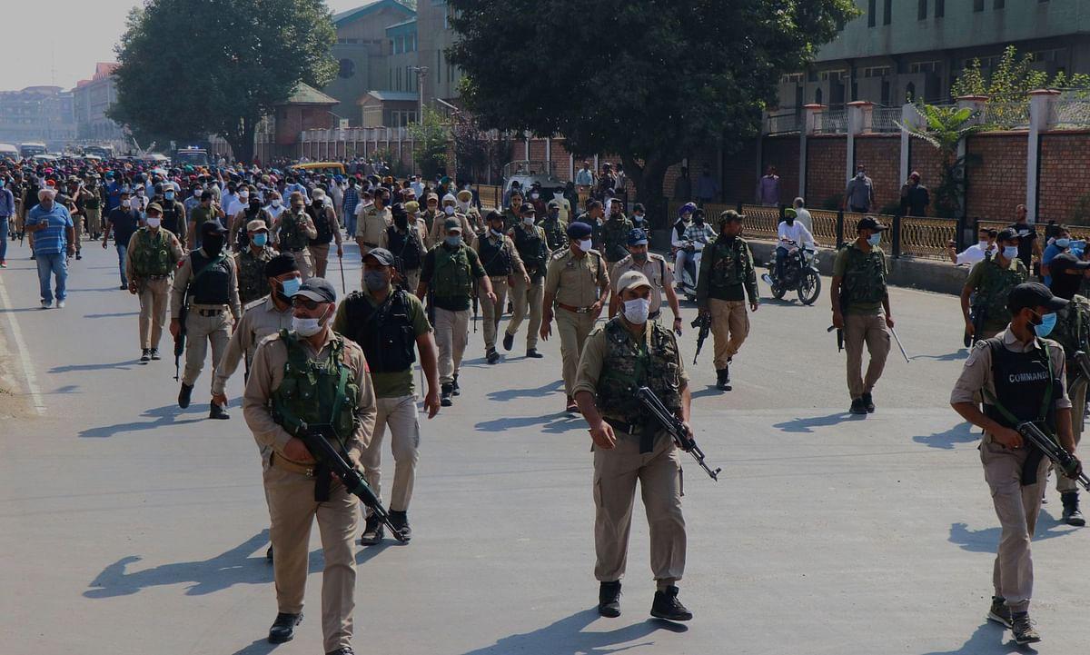 In wake of civilian killings, security vigil heightened in Kashmir