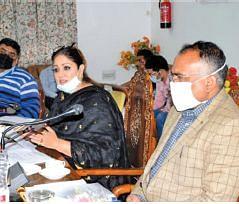 KVIB Kashmir organises Bankers Meet