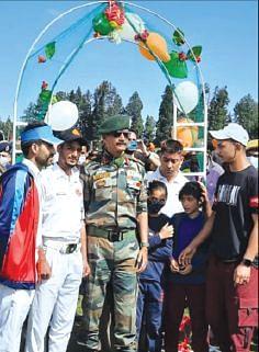Chinar Corps celebrates Doodhpathri Festival