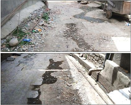 Streets dug up 4 years ago for Anantnag STP left unattended