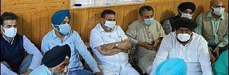 Civilian killings are unjustifiable: Altaf Bukhari