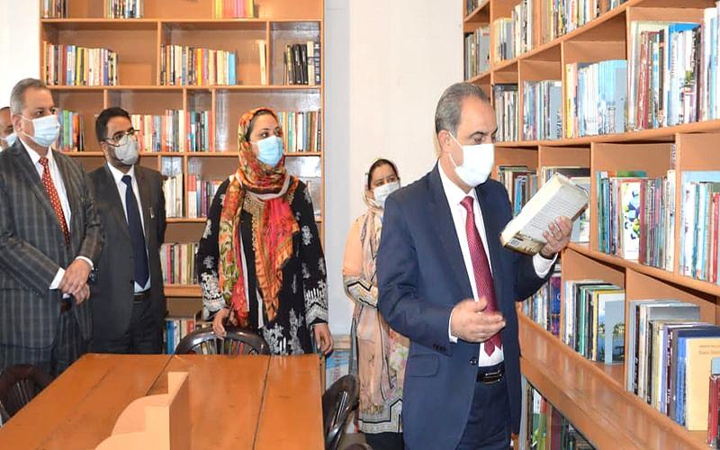 Justice Magrey inaugurates 'Legal Literacy Club' at DPS Srinagar