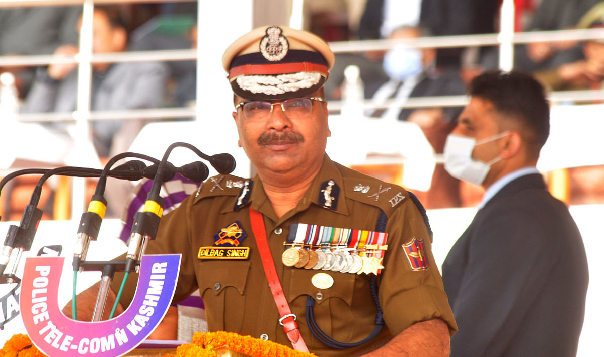 Won't allow disruption of peace, damage to communal fabric of J&K at any cost: DGP