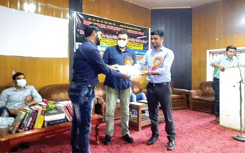 Community library inaugurated in Ganderbal