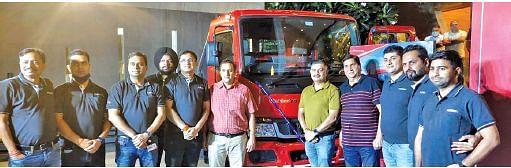 Mahindra launches FURIO 7