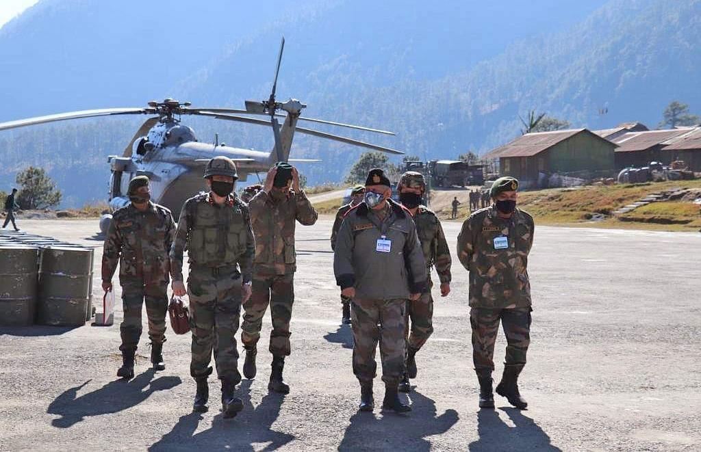 Indian Army enhances deployment of air assets near border with China in Arunachal region