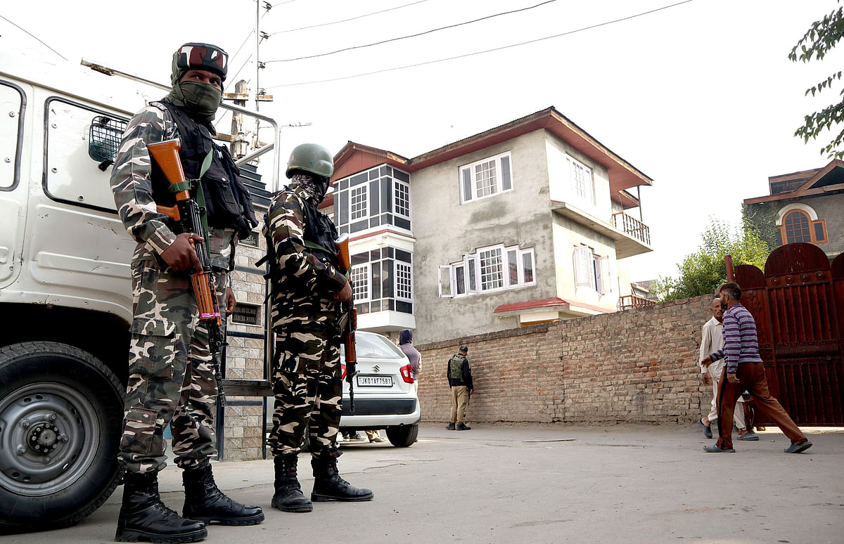 NIA conducts raids at multiple locations