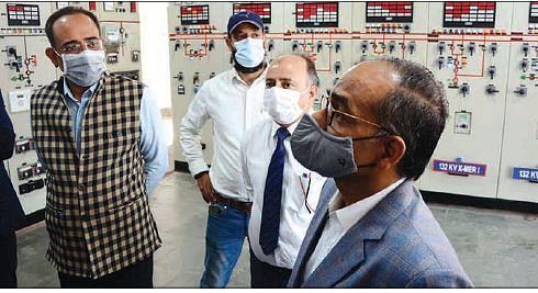Union Secretary reviews power sector works across J&K