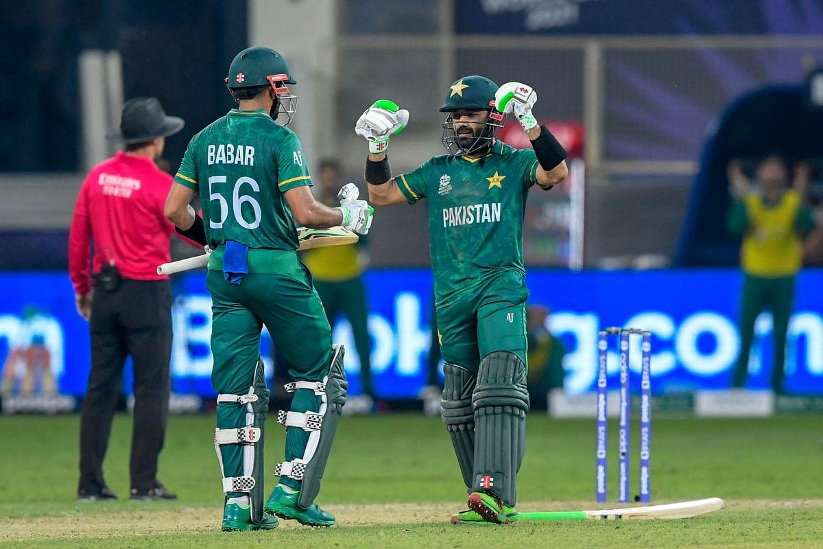Pakistan win by 10 wickets