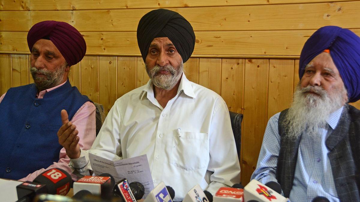 Govt failed to protect Sikh minority in Kashmir: Gurudwara Prabhandak Committee