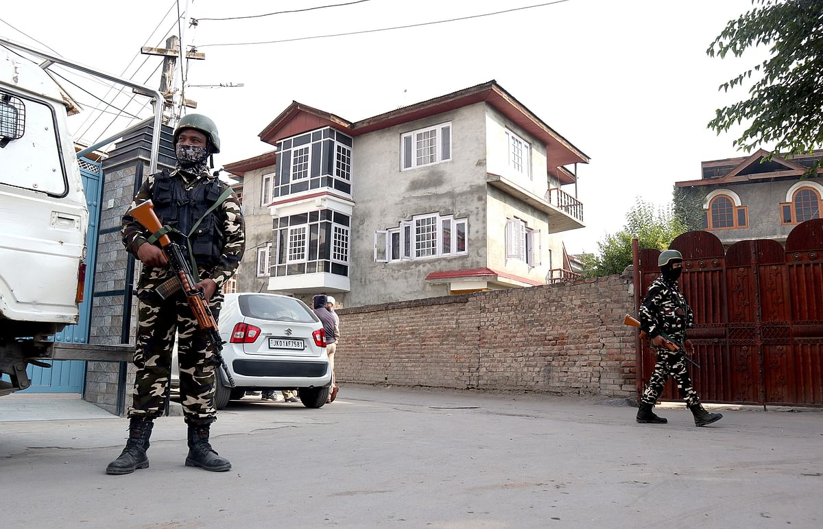 Srinagar administration deploys 40 teachers, masters, lecturers for assistance in NIA investigation