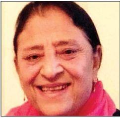 Prof Nusrat Andrabi passes away