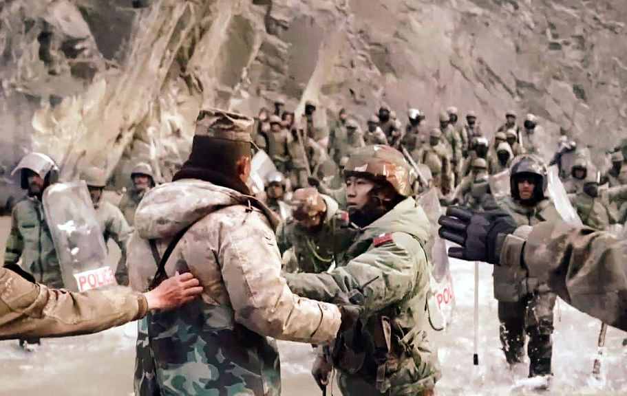 India, China fail to resolve remaining issues in eastern Ladakh