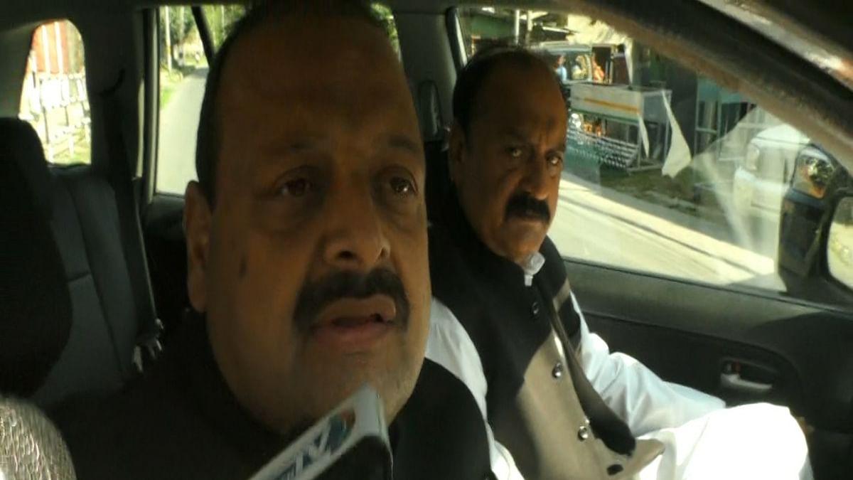 'Still part of NC': Devender Rana after meeting Abdullahs in Srinagar