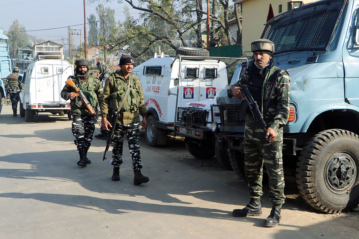 NIA conducts raids at 16 locations in Kashmir, Delhi-NCR