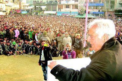 No sermons on morality please: Mufti to Modi