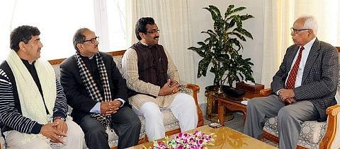 Govt formation: BJP-PDP alliance in the offing