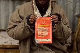 Blanket ban on new ration cards fuels murky business