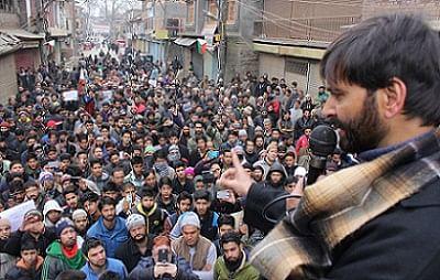 Will resist attempts at changing JK demography: Yasin Malik