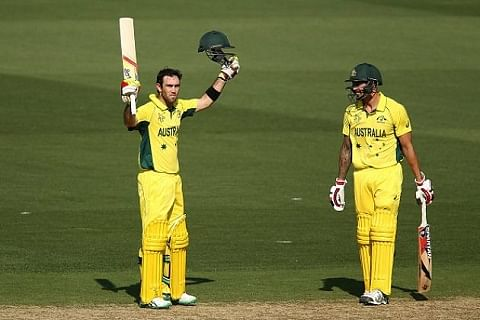 World Cup warm-up match: Warner, Maxwell tons expose India's bowling frailties