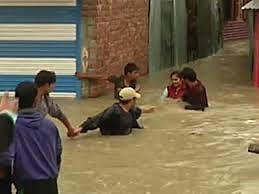 DC reviews rehabilitation process of flood-victims