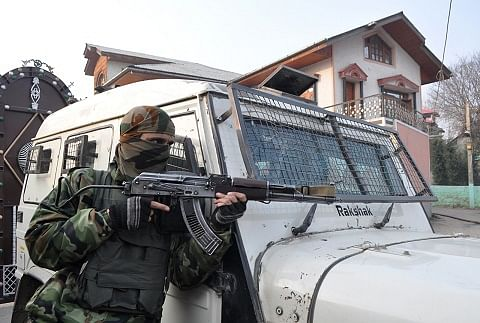 AFSPA removal after army's consent: BJP on PDP's 'alliance agenda'