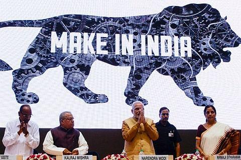 Modi's Make-in-India campaign reaches Kashmir