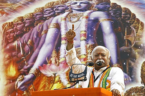 Muslim clerics question RSS on Hindu 'rashtra', 'gharwapsi'